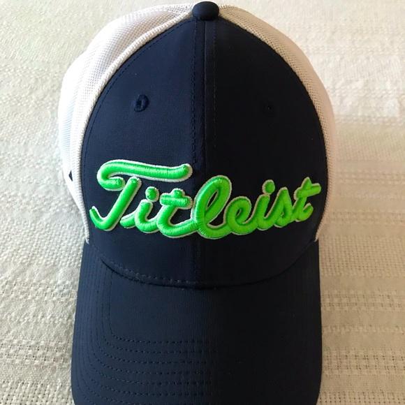 Men's Titleist by New Era Golf Hat